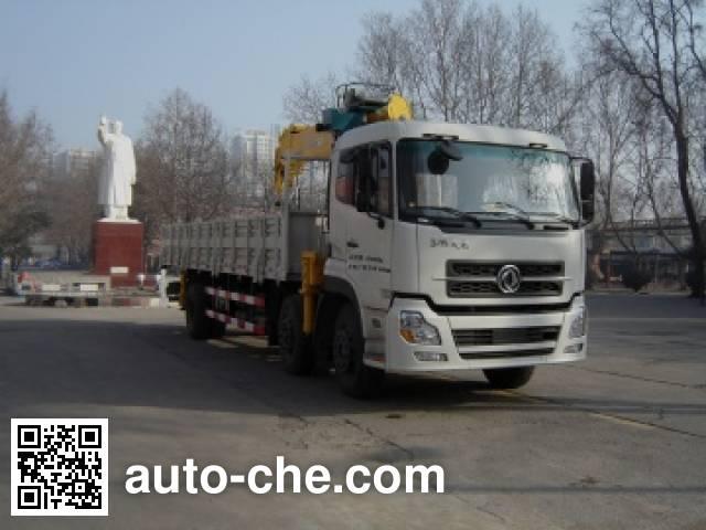 Shimei SMJ5252JSQDC4 truck mounted loader crane