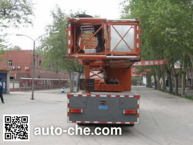 Shimei SMJ5310JQJ18 bridge inspection vehicle