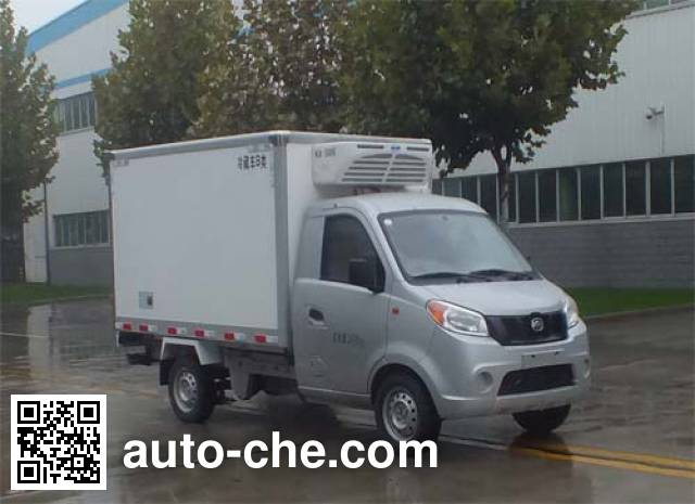 Senyuan (Henan) SMQ5020XLCBEV electric refrigerated truck