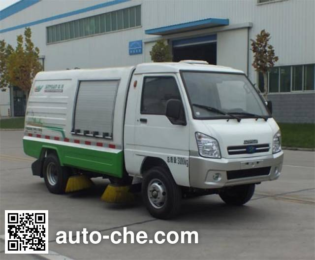 Senyuan (Henan) SMQ5030TSLBEV electric street sweeper truck