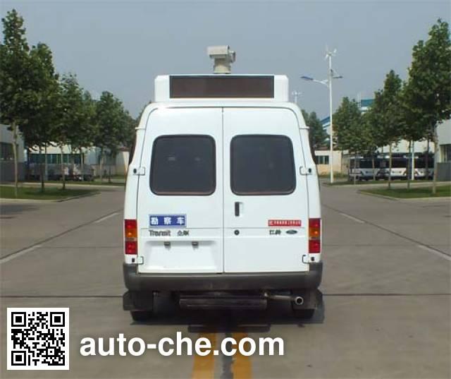 Senyuan (Henan) SMQ5035XKCA5 investigation team car