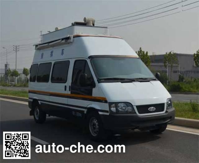 Senyuan (Henan) SMQ5040XZH command vehicle