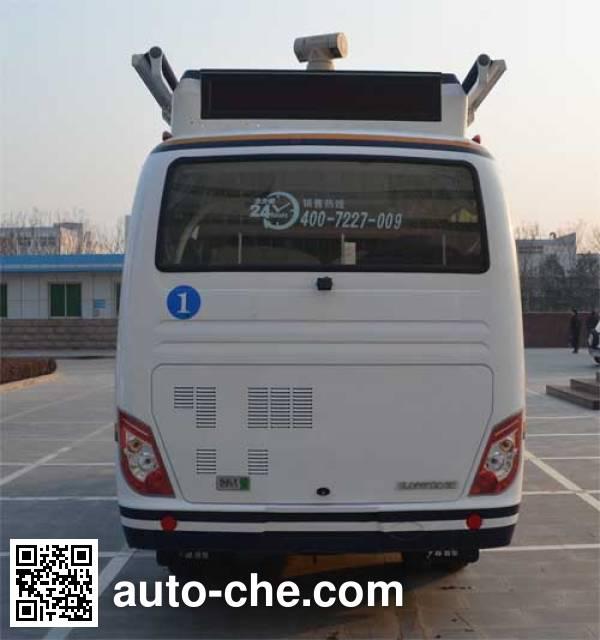 Senyuan (Henan) SMQ5060XZH command vehicle