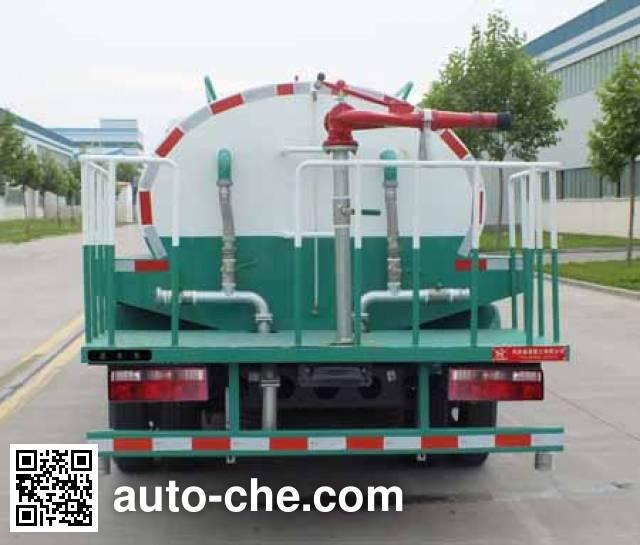 Senyuan (Henan) SMQ5070GSSEQE5 sprinkler machine (water tank truck)