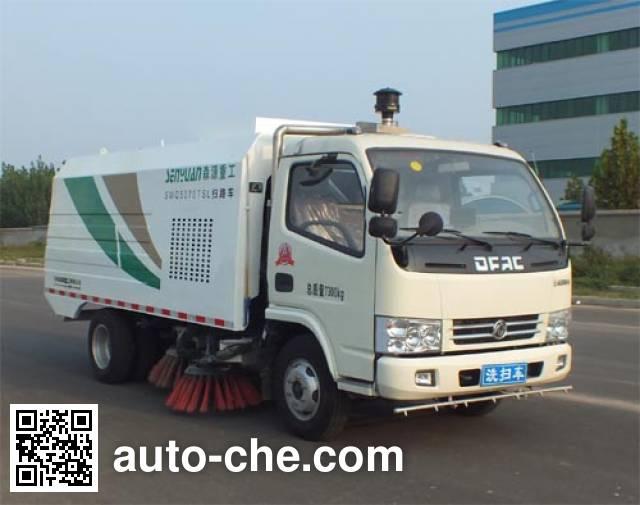 Senyuan (Henan) SMQ5070TSL street sweeper truck