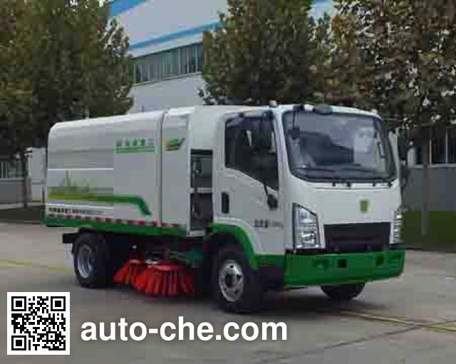 Senyuan (Henan) SMQ5070TSLBEV electric street sweeper truck