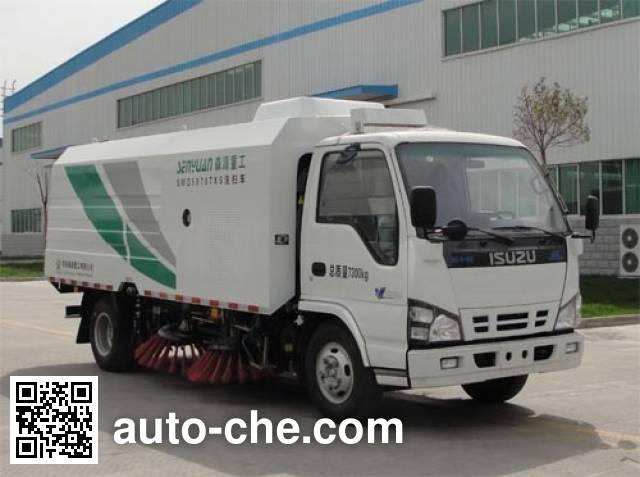 森源牌SMQ5070TXS洗扫车