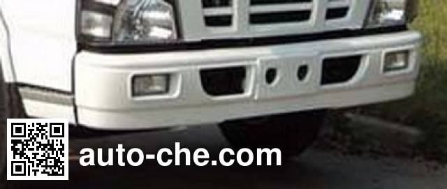 Senyuan (Henan) SMQ5070GQX highway guardrail cleaner truck