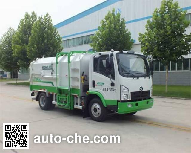 Senyuan (Henan) SMQ5071ZZZBEV electric self-loading garbage truck