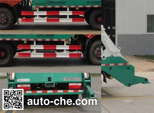 Senyuan (Henan) SMQ5082ZBS skip loader truck
