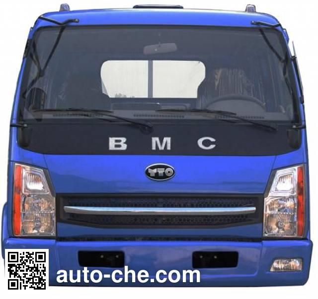 Senyuan (Henan) SMQ5120GZXLTE5 biogas digester sewage suction truck