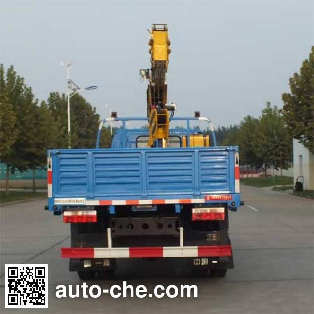 Senyuan (Henan) SMQ5120JSQ truck mounted loader crane