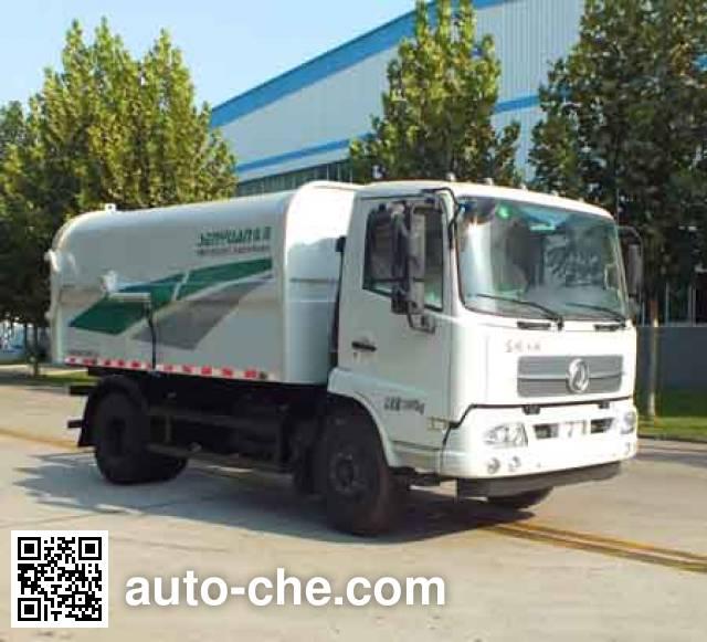 Senyuan (Henan) SMQ5120ZDJDFE5 docking garbage compactor truck