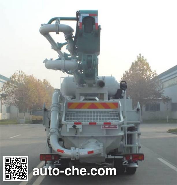 森源牌SMQ5160THB混凝土泵车