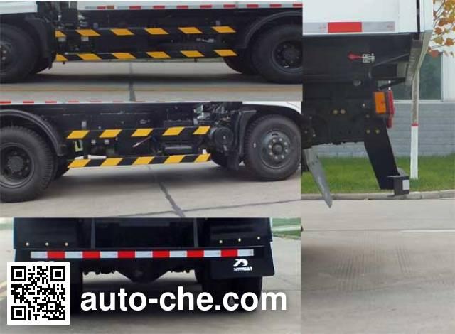Senyuan (Henan) SMQ5160ZDJ docking garbage compactor truck