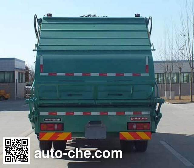 Senyuan (Henan) SMQ5160ZYS garbage compactor truck