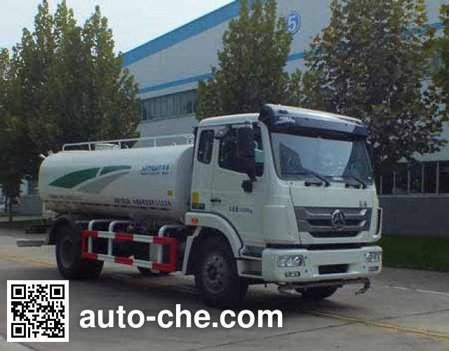 Senyuan (Henan) SMQ5161GQXZZE5 street sprinkler truck
