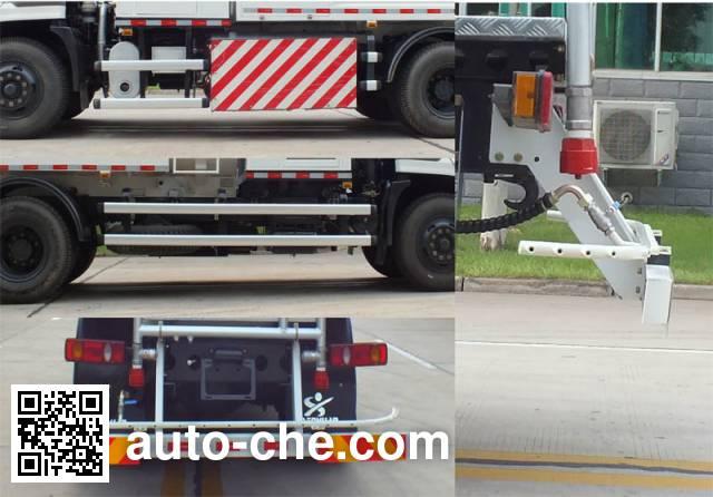 Senyuan (Henan) SMQ5162GQXEQE5 street sprinkler truck