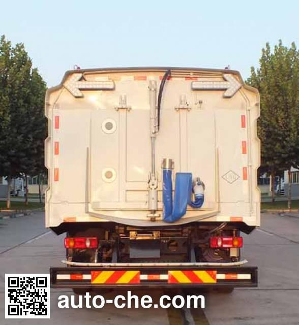 Senyuan (Henan) SMQ5162TXSEQE5 street sweeper truck