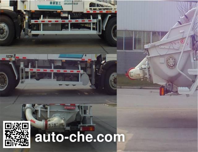 森源牌SMQ5202THB混凝土泵车