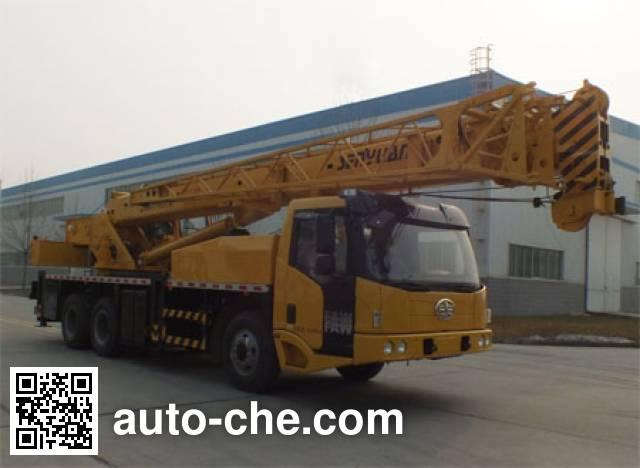 Senyuan (Henan) SMQ5241JQZ truck crane