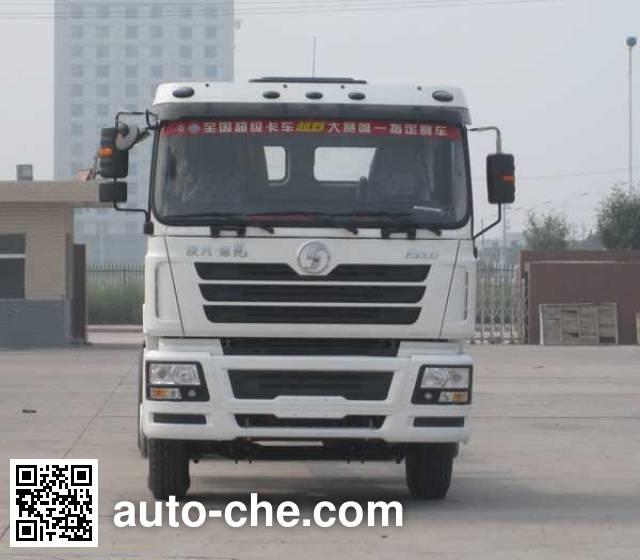 Senyuan (Henan) SMQ5250GJBSX43 concrete mixer truck