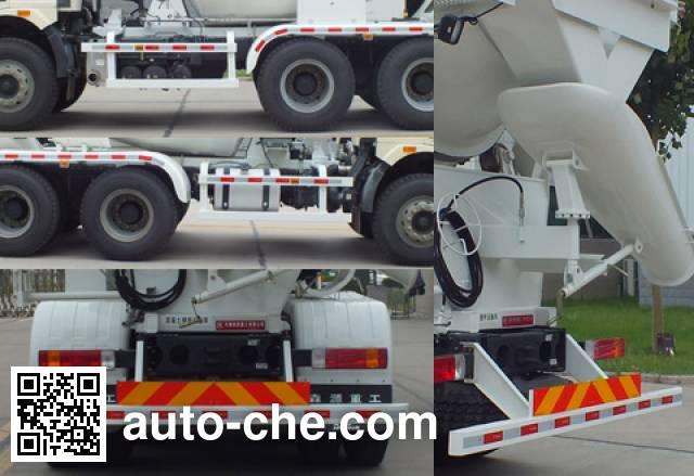 Senyuan (Henan) SMQ5256GJBJ33 concrete mixer truck