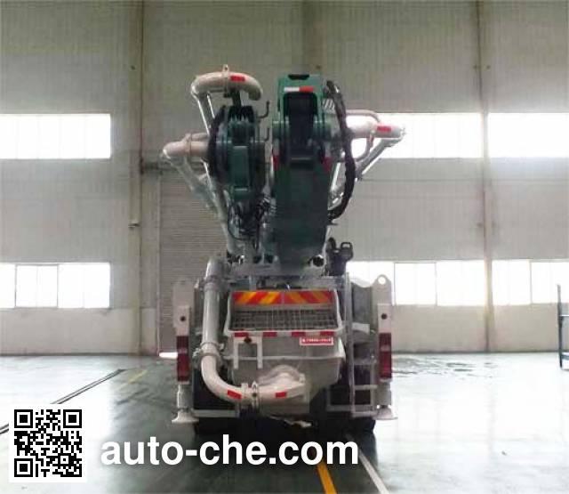 森源牌SMQ5340THB混凝土泵车