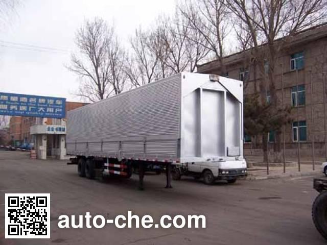 Xiongfeng SP9190XYK wing van trailer