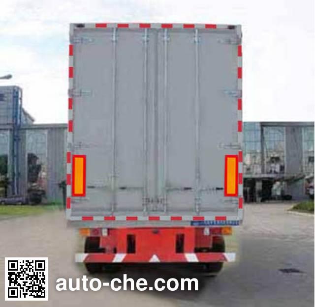 Xiongfeng SP9320XYK wing van trailer