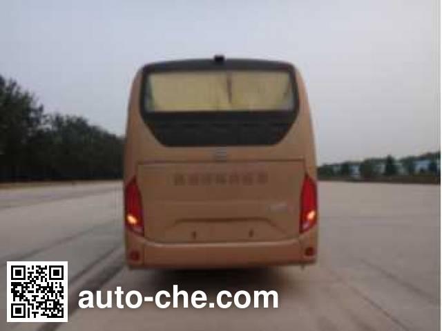 广通客车牌SQ6859BEVPT6纯电动客车