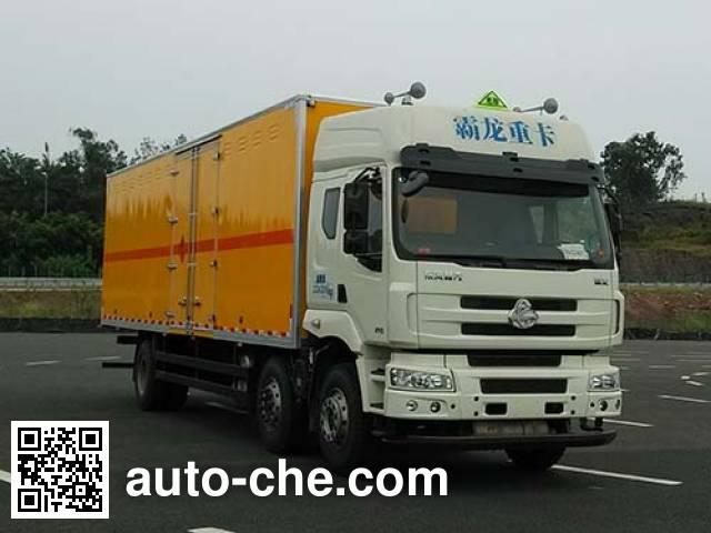 Qinhong SQH5220XQY explosives transport truck