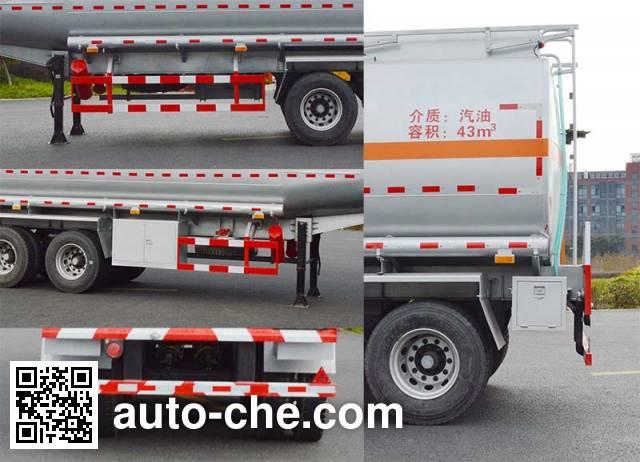 Qinhong SQH9400GYY oil tank trailer
