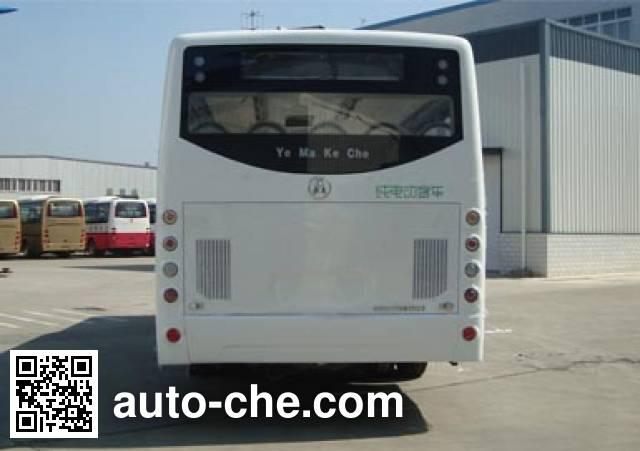野马牌SQJ6111B2BEV纯电动城市客车