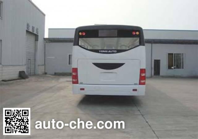 野马牌SQJ6121B1BEV纯电动城市客车