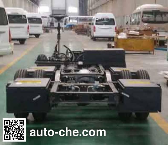 Yema SQJ6580KDEV electric bus chassis