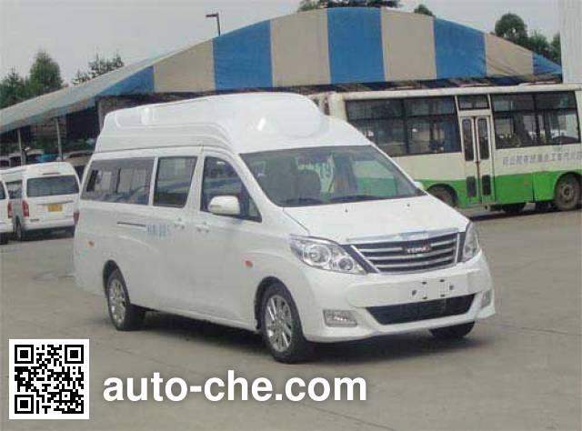 Yema SQJ6600BEV electric bus