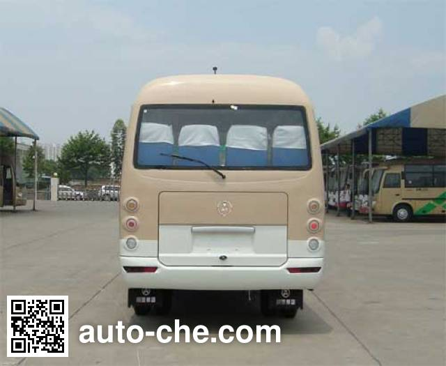 Yema SQJ6620B3BEV electric bus