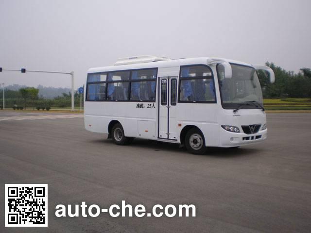 野马牌SQJ6660B1N5客车