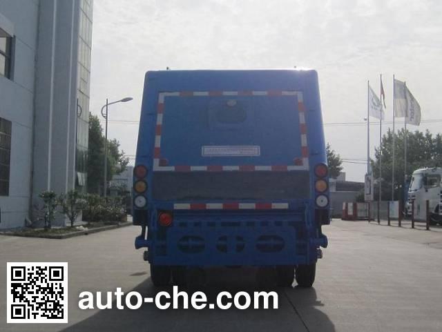 三环牌SQN5073ZYS压缩式垃圾车