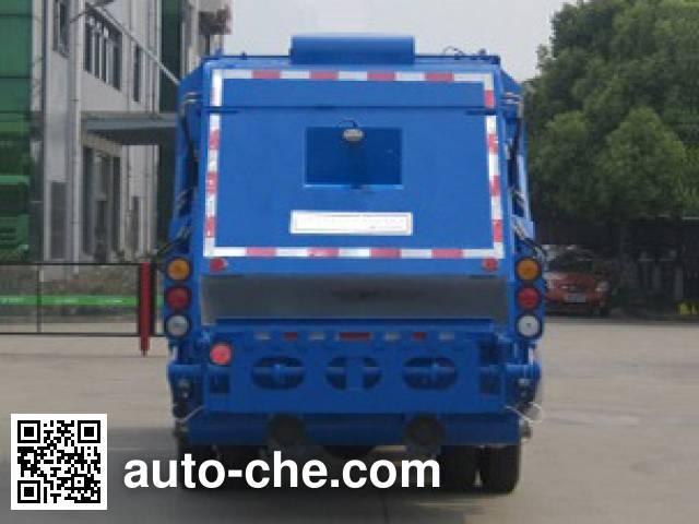 三环牌SQN5083ZYS压缩式垃圾车
