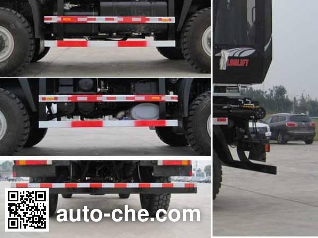Sanhuan SQN5130JMC timber truck