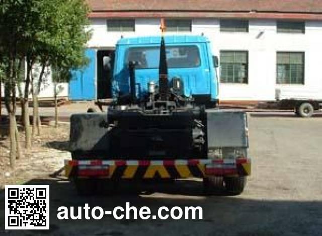 Sanhuan SQN5160ZXX detachable body garbage truck