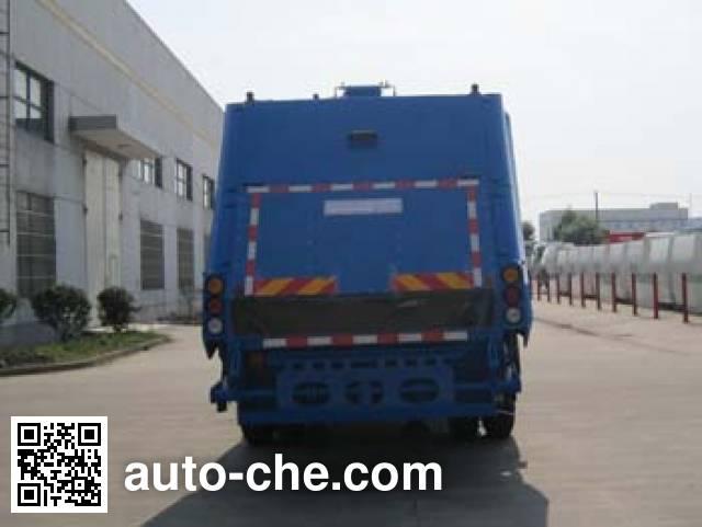 三环牌SQN5161ZYS压缩式垃圾车