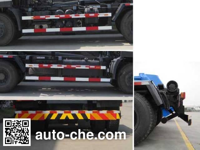 Sanhuan SQN5250ZXX detachable body garbage truck