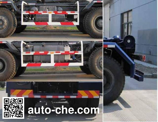 Sanhuan SQN5311ZXX detachable body garbage truck