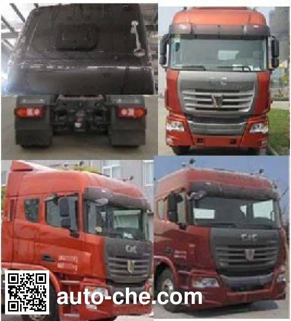 C&C Trucks SQR4251D6ZT4-4 tractor unit