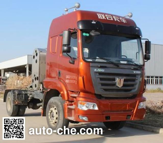 C&C Trucks SQR4182N6Z-3 tractor unit