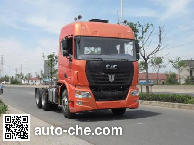 C&C Trucks SQR4251D6ZT4-1 tractor unit