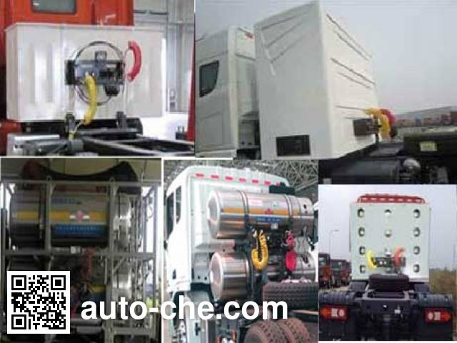 C&C Trucks SQR4252N6ZT2-2 tractor unit